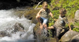 Agriturismo per bambini e famiglie a Tredozio