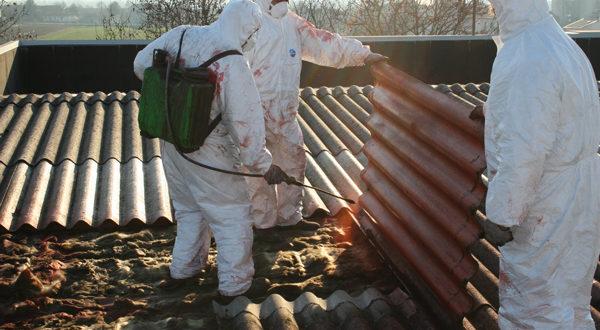 rimozione smaltimento tetti Eternit amianto