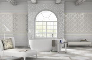 piastrelle casa per il bagno